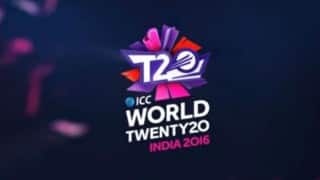 ICC World T20 India 2016 logo launched, there is an Indian tune to it!