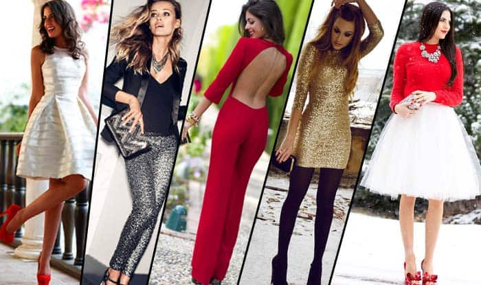 21daysto2016 outfit ideas to look glamorous for christmas and new