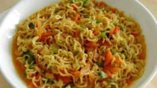 Sweet Rose Maggi! Will You Ever Dare to Taste It?