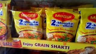 Now Nestle Maggi's chicken variant to be available on Snapdeal!