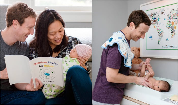 Westchester Native Mark Zuckerberg, Wife Announces Birth of Daughter