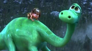 The Good Dinosaur movie review : Entertaining with messages galore