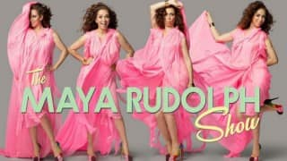 Being on TV messed me up: Maya Rudolph