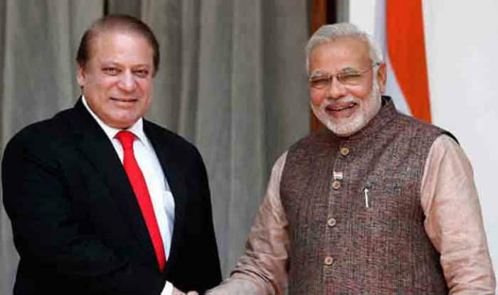 modi and sharif navaj
