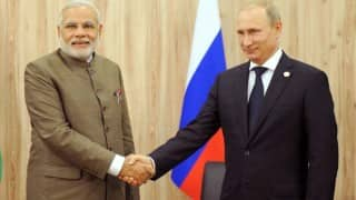 Narendra Modi in Russia: PM signs nuclear deal, Vladimir Putin supports India's bid to UN Security Council