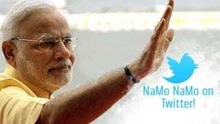 Narendra Modi beats Salman Khan on Twitter; PM most talked about person of 2015