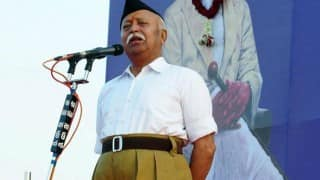 People Targeting RSS Out of Fear as it Emerged as Power in Country, Says Mohan Bhagwat