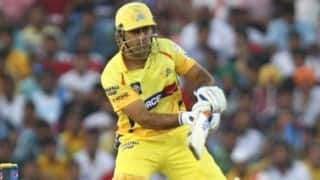 TNPL 2017: MS Dhoni Smashes Three Big Sixes During The Six-Hitting Competition