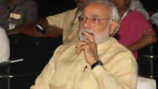 India proud of its strong and valiant Navy: Narendra Modi