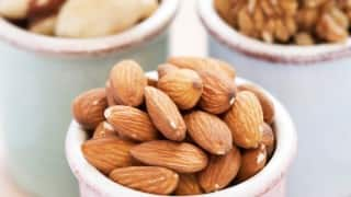 Almonds may help enrich your diet: study