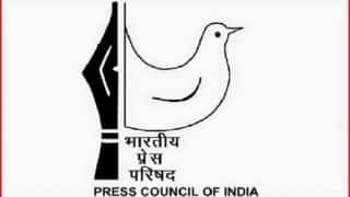 The Press Council of India issues notice to Organiser