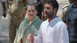 Judge grants bail to Sonia Gandhi, Rahul Gandhi