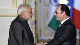 French President Francois Hollande's 3-day India tour starts today, all you need to know