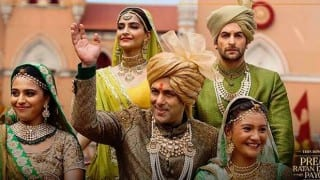 Salman Khan starrer Prem Ratan Dhan Payo makes Rs 400 crore at Box office!