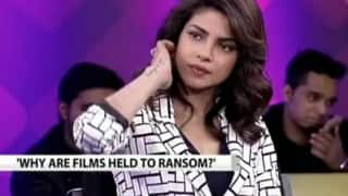 I'll be told to leave the country: Priyanka Chopra speaks out in support of Shah Rukh Khan & intolerance at NDTV Town Hall (Video)