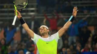Rafael Nadal is truly greatest of current generation: Vijay Amritraj