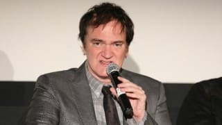 Quentin Tarantino receives star on Hollywood Walk of Fame