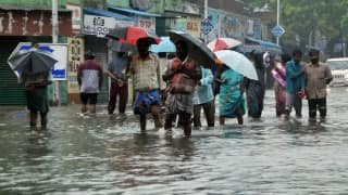 Heavy rains in south, central Gujarat; moderate rains likely to occur in days to come