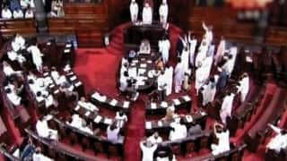 TMC walk out of Rajya Sabha over growing attacks on dalits