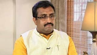 राम माधव ने कहा- अफवाहें गलत, भाजपा जम्मू-कश्मीर में जल्द विधानसभा चुनाव के खिलाफ नहीं