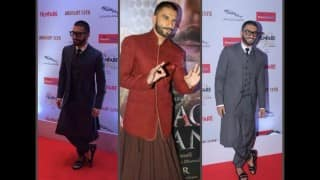 18b9283b Ranveer Singh in a man skirt: Is the latest fashion trend for men cool or