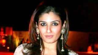 Raveena's ill father in-law saved by 'brave soul'