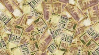 Rupee down 13 paise vs US dollar in early trade