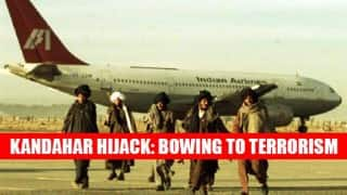 Kandahar Hijack: Revisit the story of five terrorists bringing India on its knees, trading 176 lives for 3 terrorists!