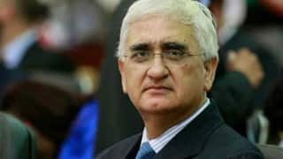 BJP fast losing popularity: Salman Khurshid