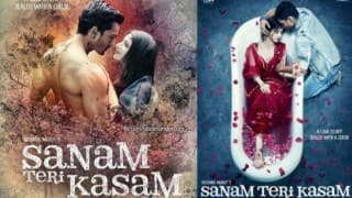 Sanam Teri Kasam trailer: Pakistani beauty Mawra Hocane looks promising in musical love story