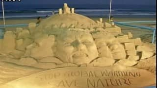 50 artists from across world participating in Puri sand art festival