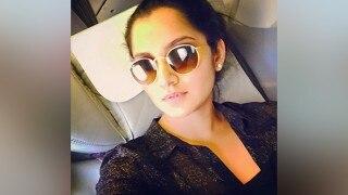 सानिया मिर्जा से किया सवाल, कौन है फेवरिट क्रिकेटर? मिला ये जवाब