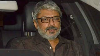 I've not faced problem with censor board: Sanjay Leela Bhansali