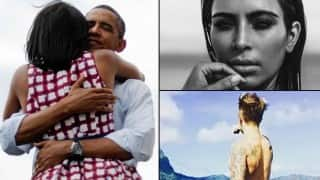 Barack Obama, Kim Kardashian, Justin Bieber: 10 personalities who broke the internet in 2015