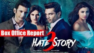 Hate Story 3 Box Office report: Karan Singh Grover and Zarine Khan's erotic thriller nets Rs 17 crore!