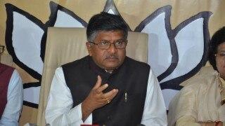 Arvind Kerjiwal should tender 'unqualified apology' to Narendra Modi for his 'coward remark': Ravi Shankar Prasad