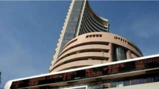 Markets Recover But End in Red; Sensex Closes 561 Points Down at 34,195, Nifty 168 Points Low at 10,498