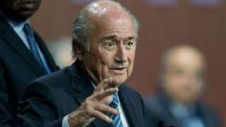 France seizes documents in probe targeting Former FIFA President Sepp Blatter