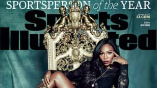 Serena Williams named Sportsperson of the Year 2015 by Sports Illustrated