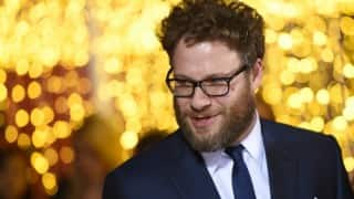 Seth Rogen cries at cartoons