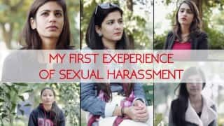 """I was six or seven years old when I was first molested"": Watch DU girls share their first sexual harassment experiences"
