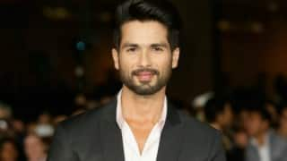 When Shahid Kapoor chose MJ's concert over birthday presents