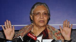 Government not run with ego: Sheila Dixit on Delhi's Shakur Basti episode