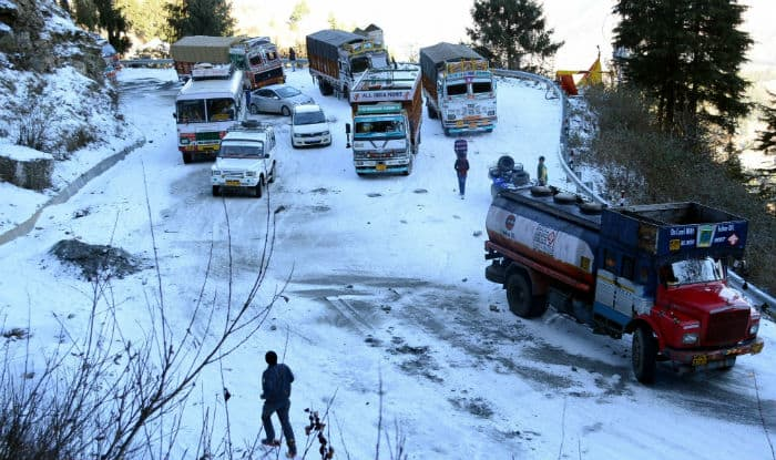 cold wave hits north india shimla temperature drops to 1 degree