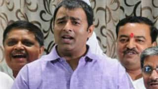 Muzaffarnagar riot accused Sangeet Som claims he received death threat from ISIS