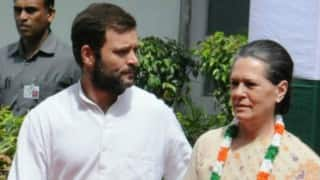 Rahul Gandhi Likely to Take Over as Congress President Before Gujarat Assembly Elections 2017; Sonia Gandhi Calls CWC Meet to Discuss Schedule