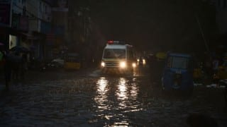 Chennai to receive heavy rains today; moderate shower forecast for Tamil Nadu