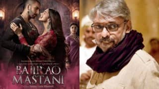 Bajirao Mastani: Descendants of Peshwa demand objectionable content to be removed from Sanjay Leela Bhansali directorial flick