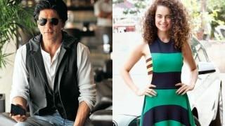 Will Shah Rukh Khan be interested to work with Kangana Ranaut?