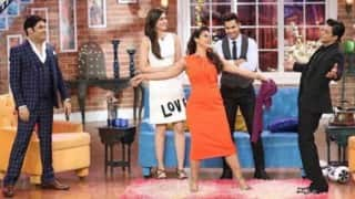 Comedy Nights with Kapil: I thought Shah Rukh Khan and Kajol were married, confesses Varun Dhawan